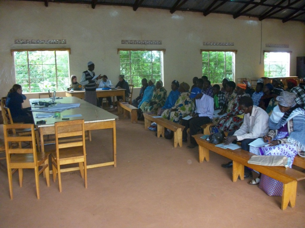 workshop to find out important agricultural topics and activities for the next year